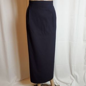 Liz Claiborne Collection 100% Silk Skirt Size 12
